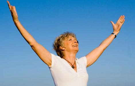 Overgangsalder kvinner alder